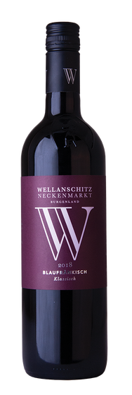 Blaufränkisch 2018 Klassisch Wellanschitz Neckenmarkt